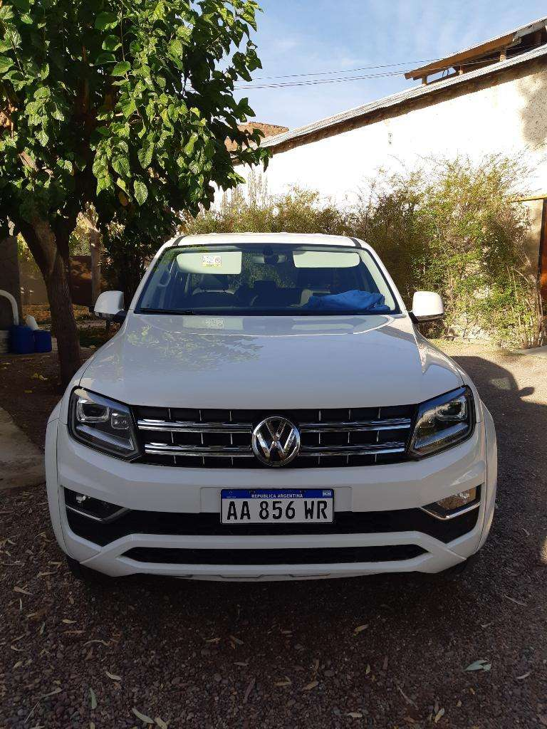 Volkswagen Amarok Highline Automática 0