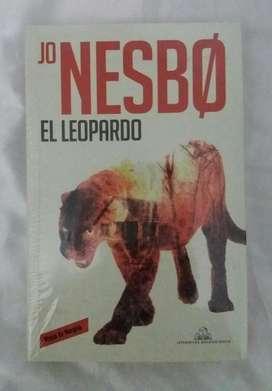 Jo Nesbo El Leopardo