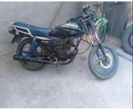 Fabulosa moto