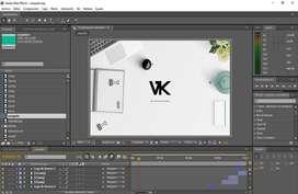 Edición de video - Diseñador Gráfico