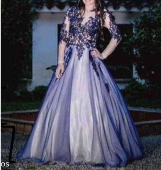 Vendo Hermoso  vestido Quinceañera Como Nuevo Importado 0