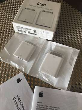 Apple iPhone iPad Camera Connection Kit  A1358/A1362  para Subir/Bajar Fotos
