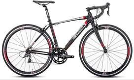Bicicleta Trinx Climber 1.0 con solo 100km de uso