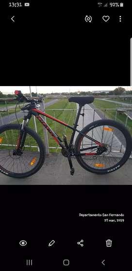 Vendo bicicleta GIANT RODADO 29