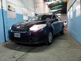 Vendo hermoso Renault Fluence Confort 1.6 16v 2011 con GNC! 155.000 km