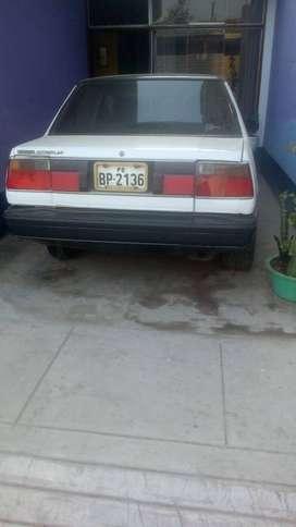 Se vende Toyota corolla año 86
