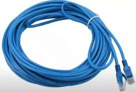 Cable red internet 15 metros