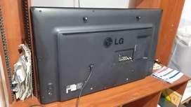 Vendo tv plasma LG