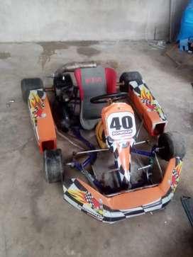 Karting yamaha 100