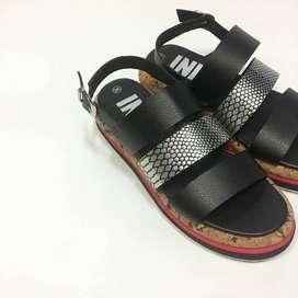 Zapatos sandalias de correa mujer planas