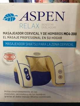 Masajeador cervical