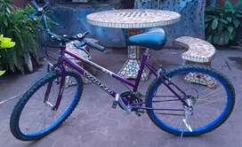 Vendo bicicleta shimano venzo 26