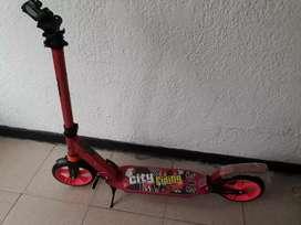 Scooter grande
