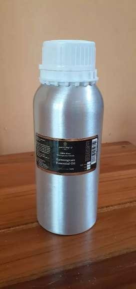 Aceite esencial Lemon grass (HIERVA LUISA)