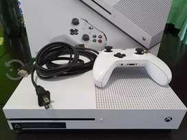 Xbox One S 1 terá 6 meses de garantía SIN CONTROL NI CAJA