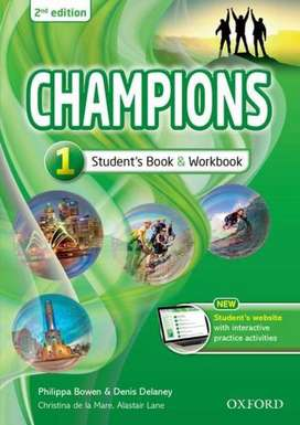 Student´s Book & Workbook 2da.Edition Editorial Oxford