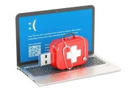 Servicio técnico PC - Notebook [ Zona centro ]