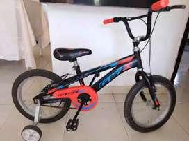 Bicicleta niño GW #16