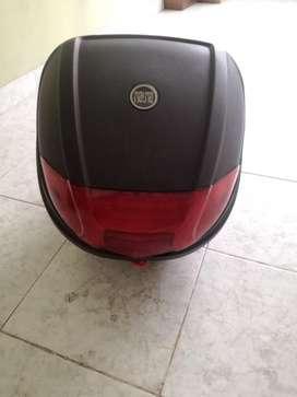 Baul para Moto Agility