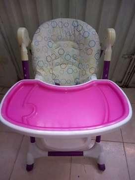 Vendo silla de niña