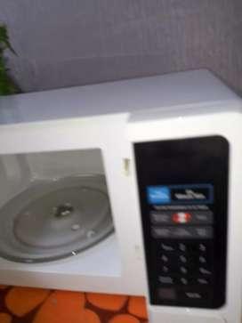 Vendo horno micronda