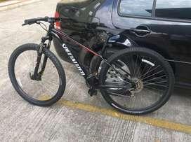 Bicicleta Specialized rockhopper 2018