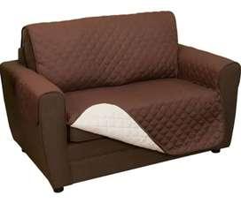 Forro protector de sofá Lavable 2 puestos