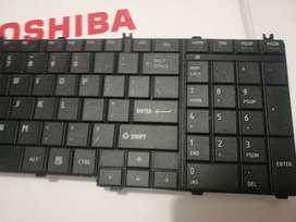 Teclado Toshiba C660 C665 L650 L655 L670 Series