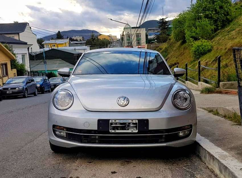 Volkswagen Beetle 1.4 Tsi Design / Mod.2015 / 19.000 km / LIBERADO! EXELENTE ESTADO (PRECIO U$D) 0