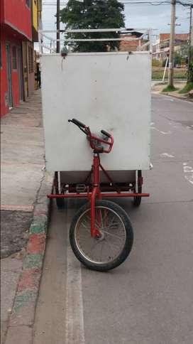 Venta de triciclo de carga