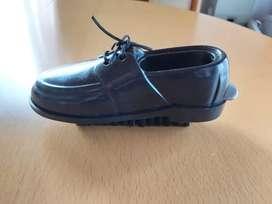 Set para zapatos en forma de zapato con cepillo y calzador