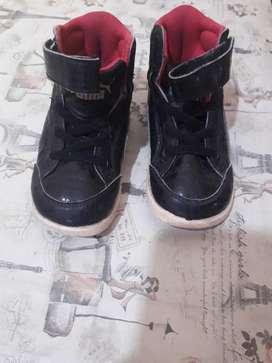 Zapatillas Niñas Original Talle 23