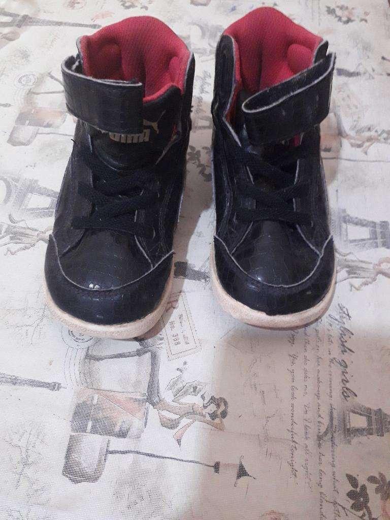 Zapatillas Niñas Original Talle 23 0