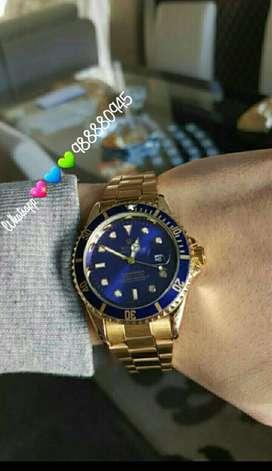 Reloj Rolex de Caballero Blue