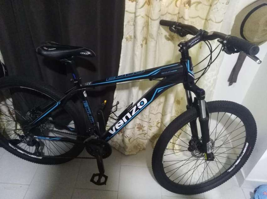 Venta 2  Bicicletas como nuevas 0