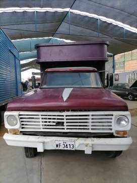 Vendo camión Ford Operativo