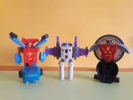 Art 36 Lote de Transformers Coleccion 2006 Mc Donalds