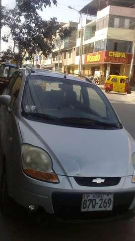 Vendo Chevrolet Spark del año 2011 en muy buen estado
