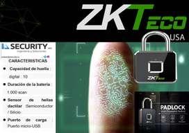 CANDADO biometrico
