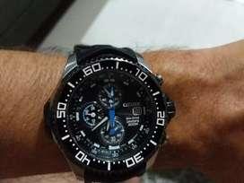Reloj Citi en eco-DiveR's