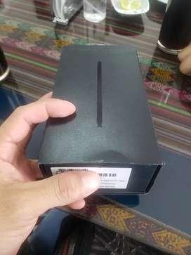 Samsung note 9 entrego con su caja