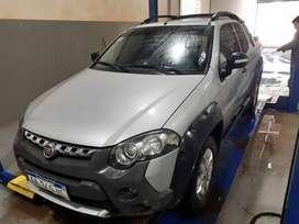 Fiat Strada Adventure doble cabina 1.6 locker Venta o permuta menor valor