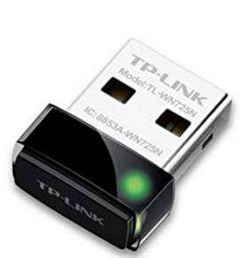 Usb Nano Wifi Tp-link Tl-wnn