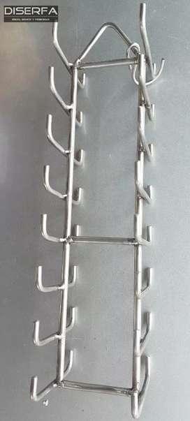 Parrilla multiusos para cilindro Peruano asador horno