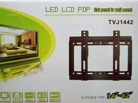 Soporte fijo para TV LED o LCD, hasta 32""