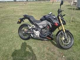 Vendo Honda cb 190 r