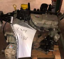Motor k7m megane logan sandero kangoocompleto con caja