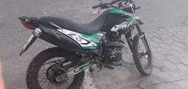 Moto ranger 2018 mtr 250 cc
