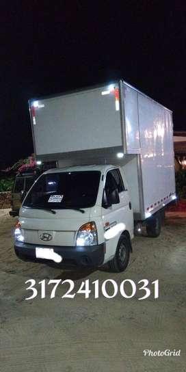 Camioneta furgon buen precio