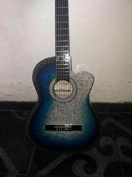Guitarra 100% Nueva